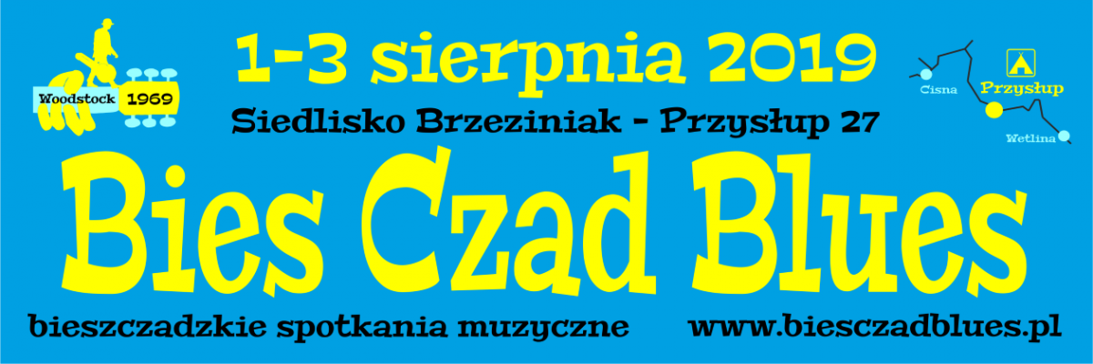Bies Czad Blues 2019