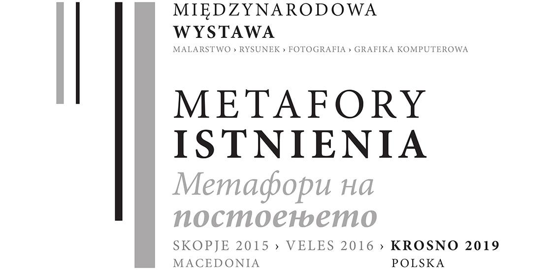 Metafory Istnienia – Wystawa w Galerii Szarej RCKP w Krośnie