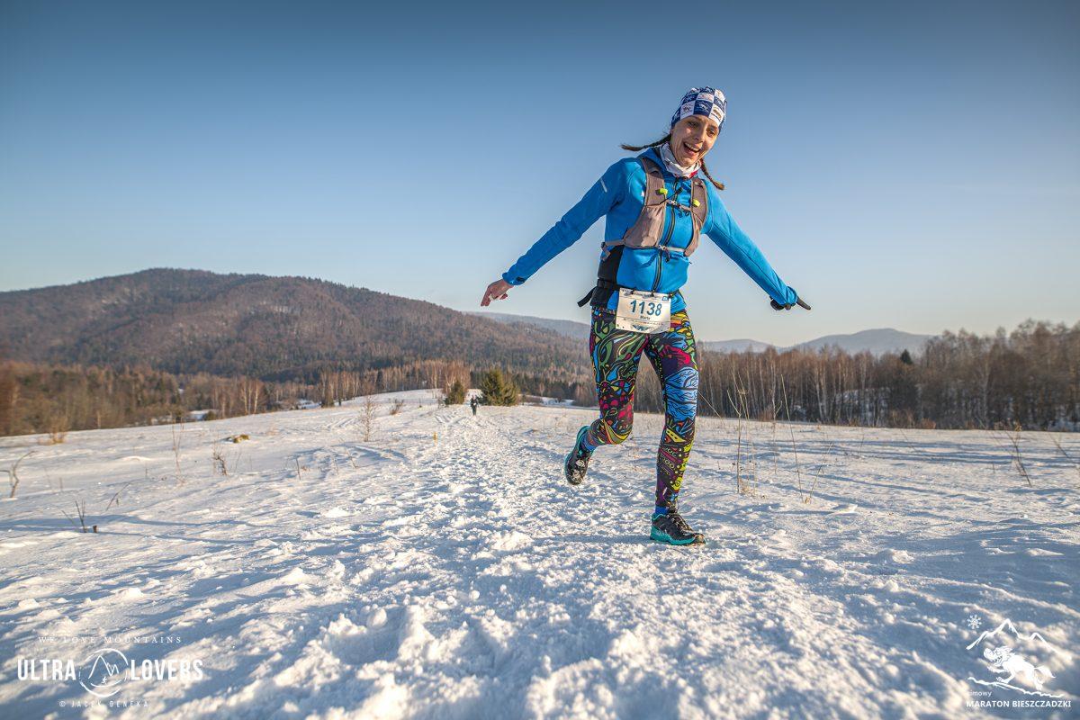 VI Zimowy Maraton Bieszczadzki za nami