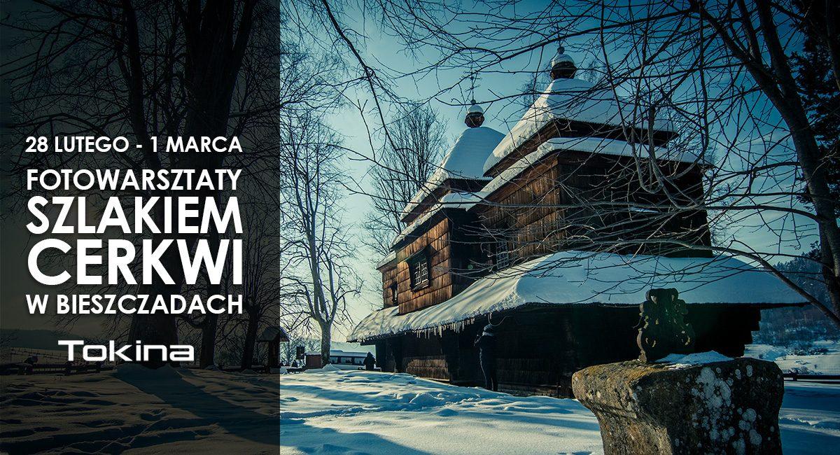 Szlakiem cerkwi w Bieszczadach