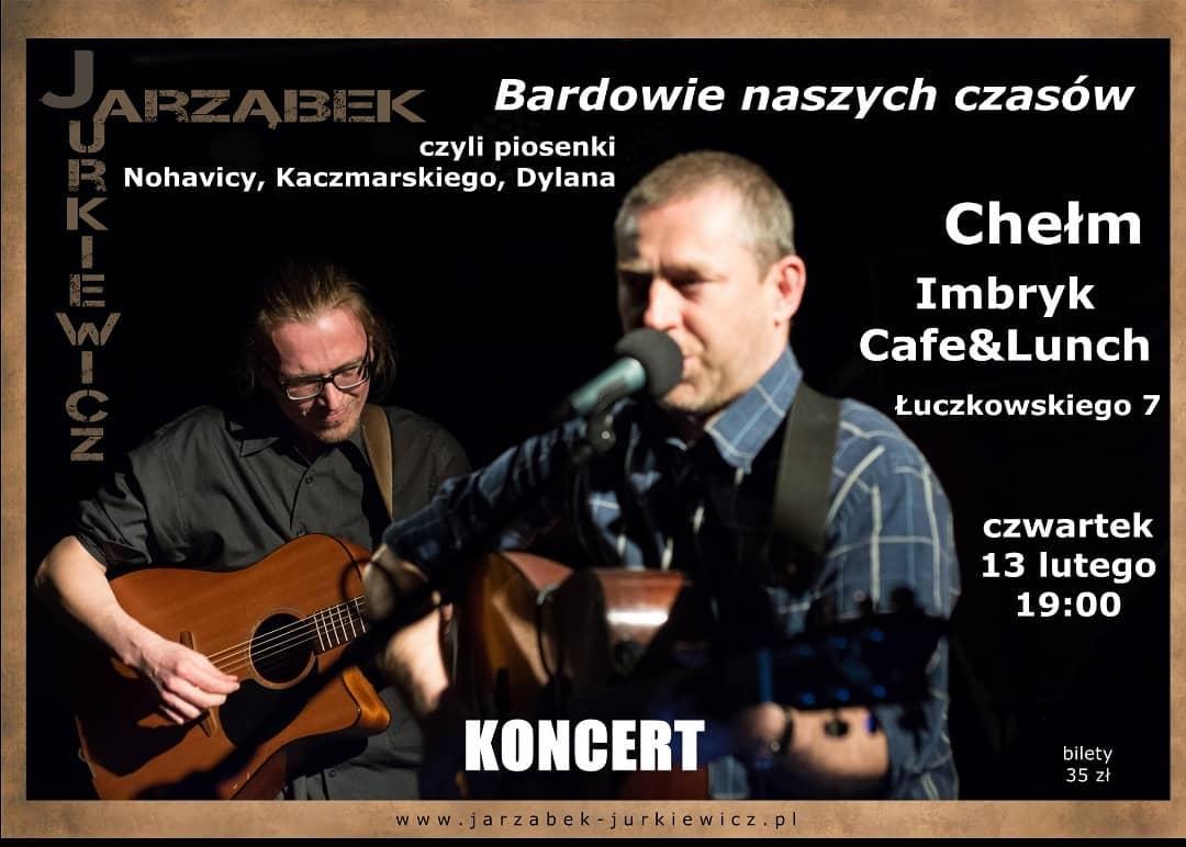 Koncert Jarząbek-Jurkiewicz w Chełmie