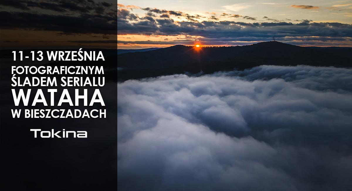 Fotowarsztaty – Wataha w Bieszczadach