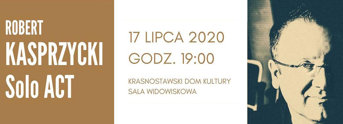 Robert Kasprzycki w KDK