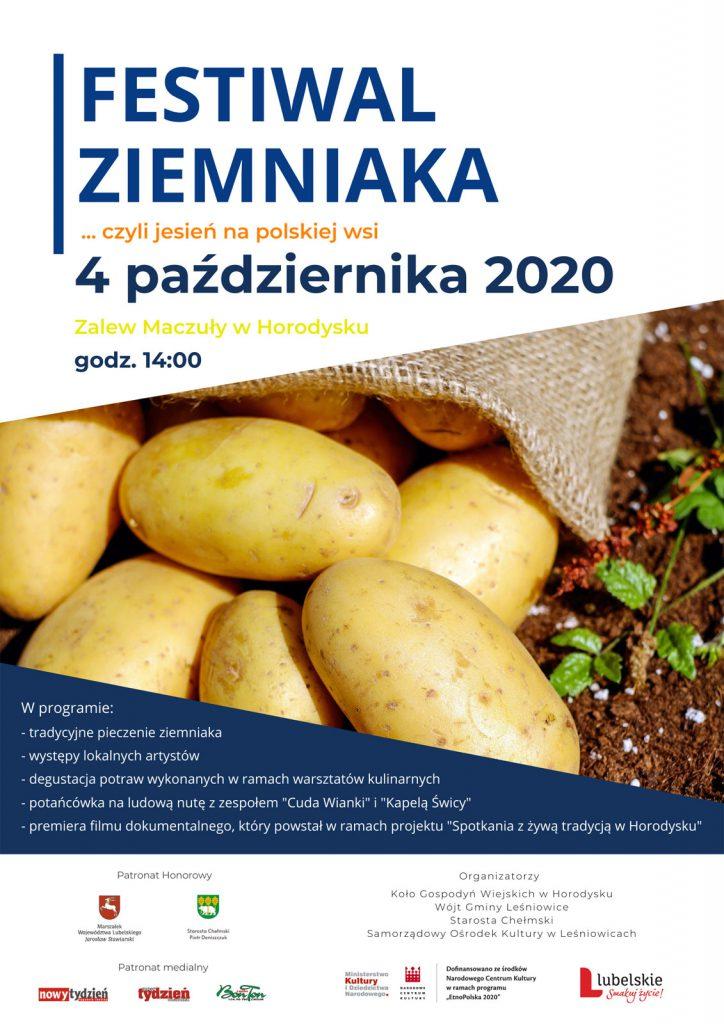 Festiwal Ziemniaka - Leśniowice