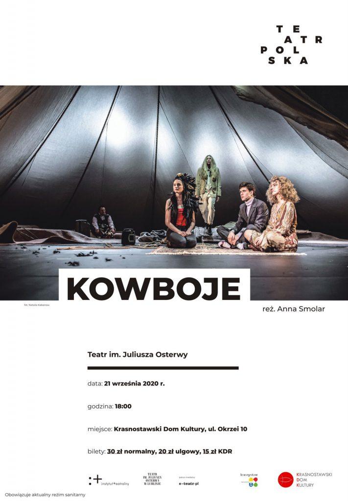 Spektakl Kowboje - Krasnystaw