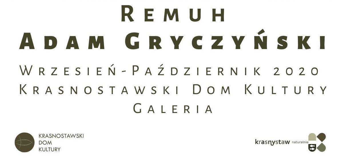 """Wystawa fotografii """"Remuh"""" w KDK Krasnystaw"""