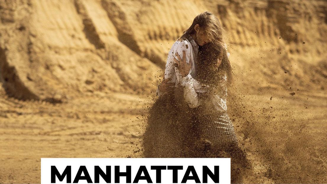 """Spektakl """"Manhattan"""" w ramach Teatr Polska w Krasnymstawie"""