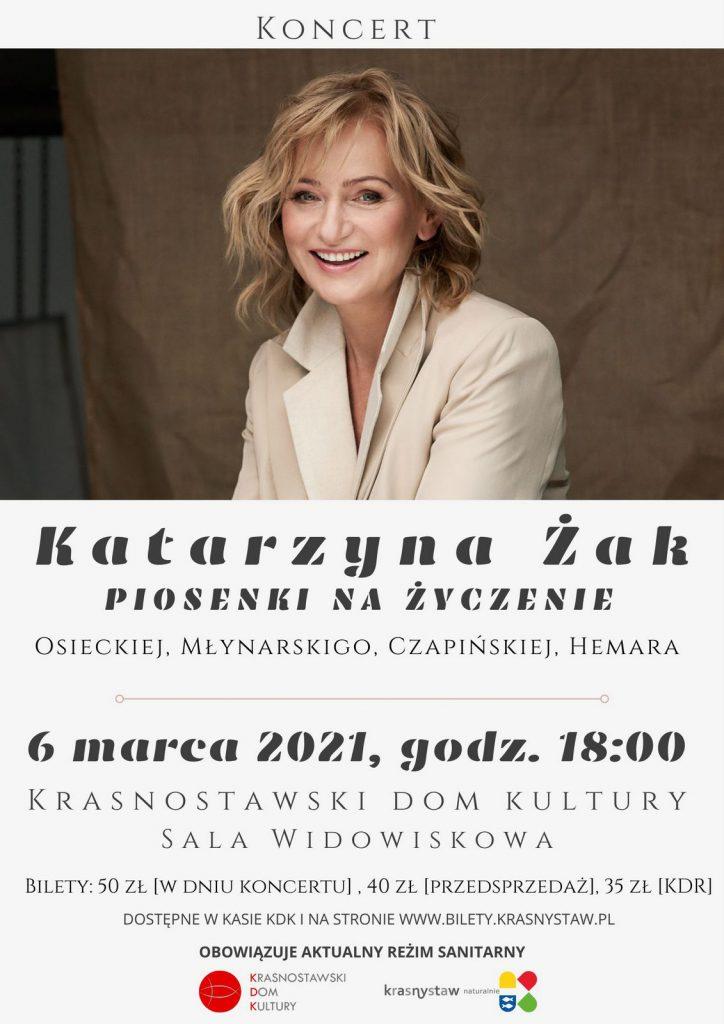 KOncert - Katarzyna Żak - Krasnystaw