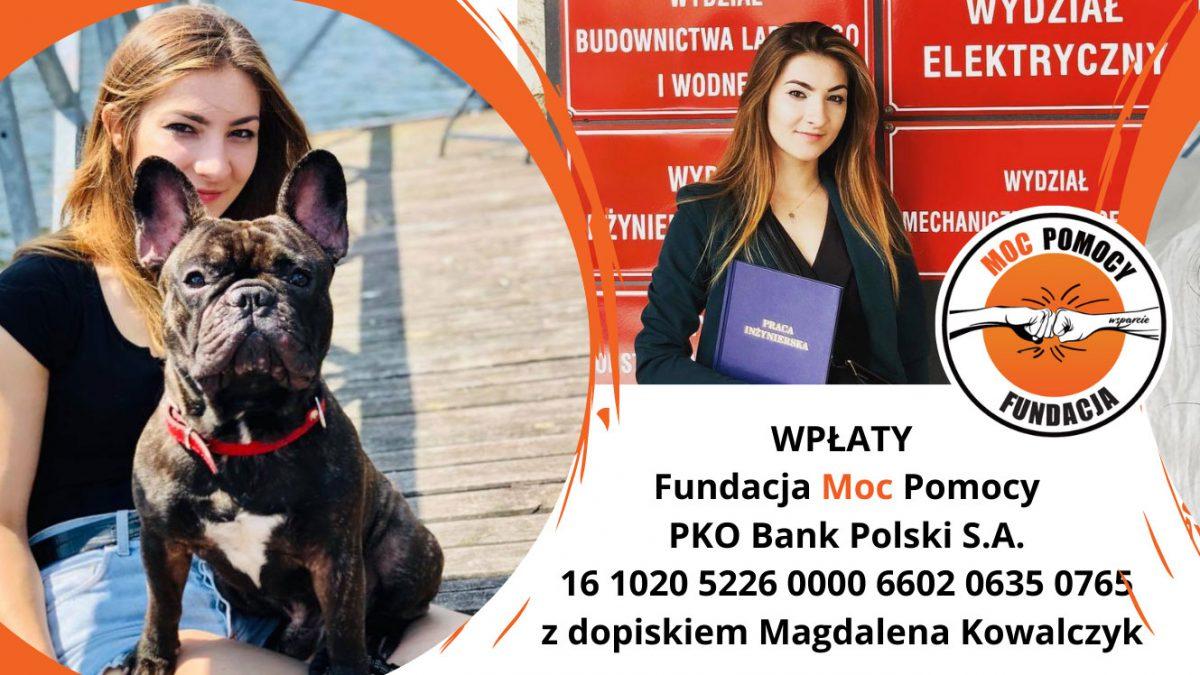 Apel o pomoc – Magdalena Kowalczyk