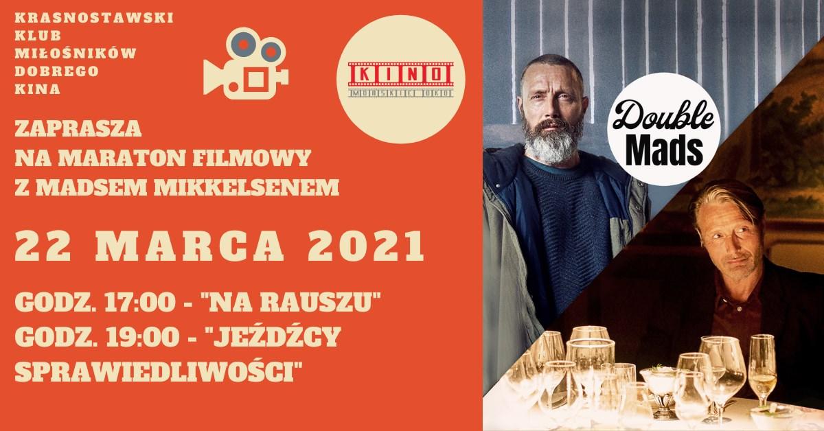 Maraton filmowy Double Mads w KDK Krasnystaw