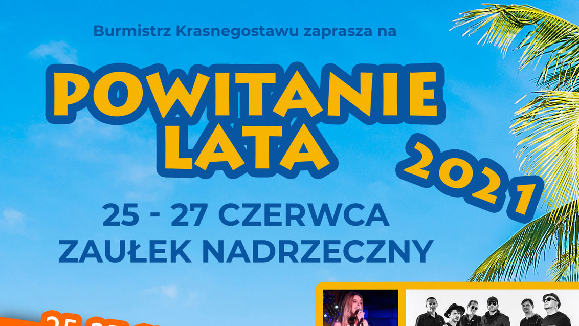 Krasnystaw – Powitanie Lata 2021