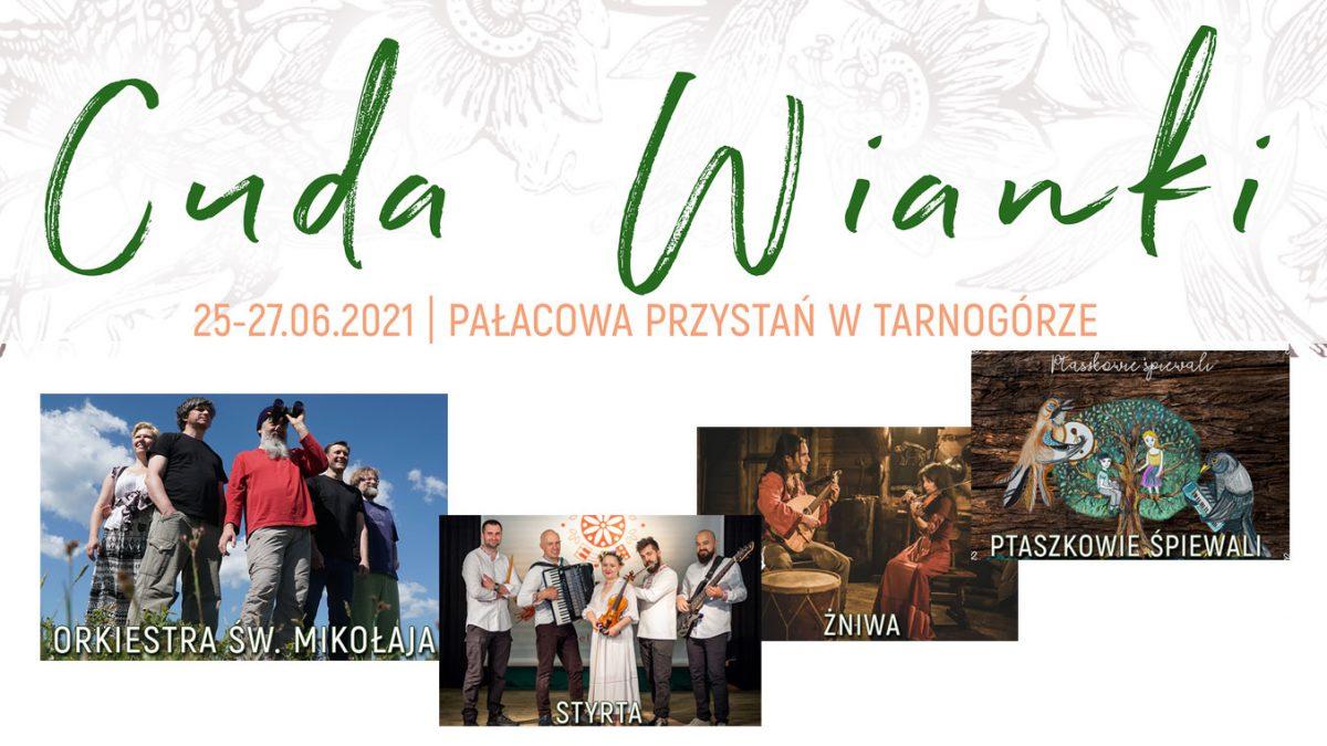 Festiwal Cuda Wianki 2021