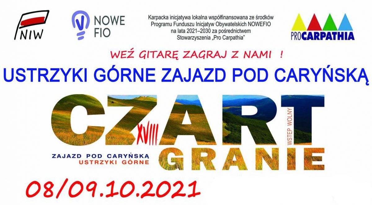 XVIII Czart Granie 2021
